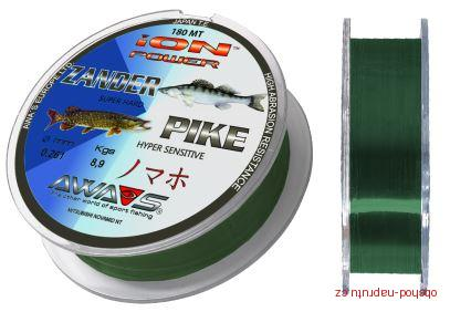 ION POWER ZANDER PIKE 180m