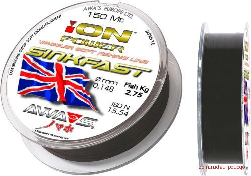 ION POWER MATCH SINKFAST 150 m